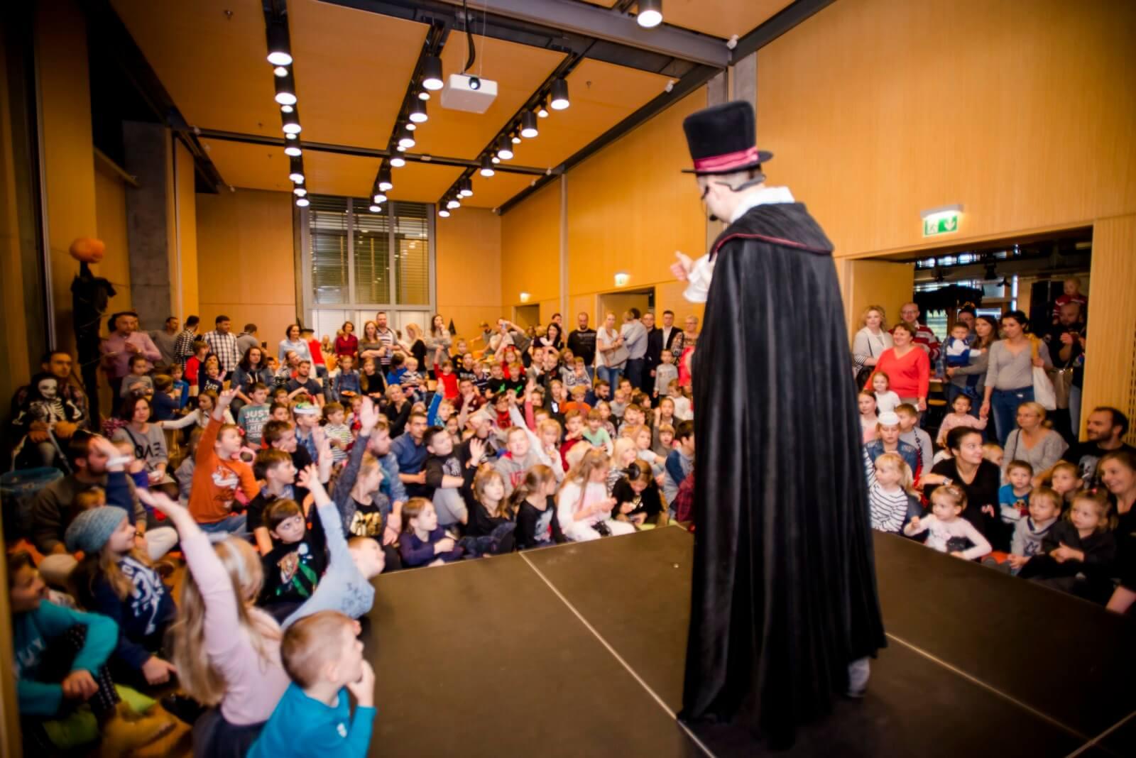Magik na urodziny - iluzjonista dla dzieci